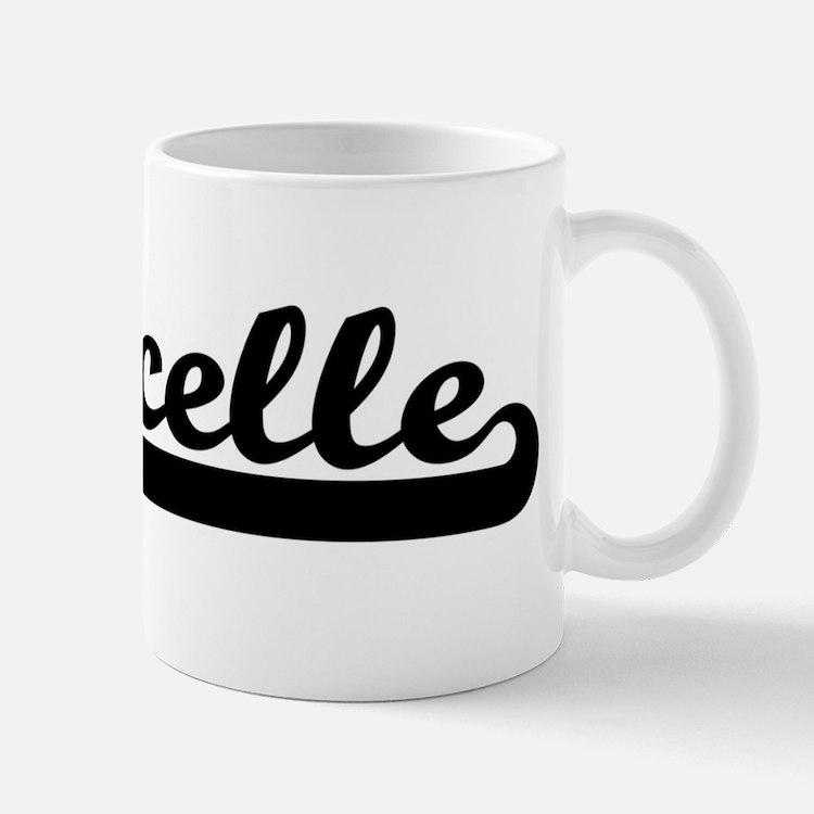 Black jersey: Marcelle Mug