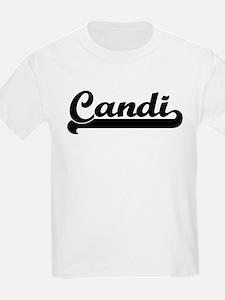 Black jersey: Candi Kids T-Shirt
