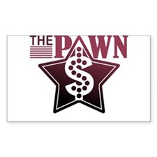 The PAWN Shop Star - MAROON Bumper Stickers