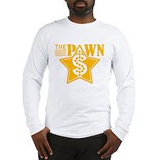 The PAWN Shop Star - YELLOW Long Sleeve T-Shirt