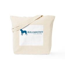 "Bullmastiff ""One Cool Dog"" Tote Bag"