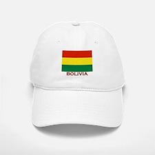 Bolivia Flag Merchandise Baseball Baseball Cap