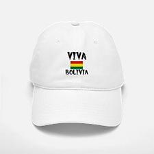 Viva Bolivia Baseball Baseball Cap