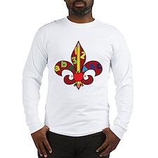 Fleur De Teacher Long Sleeve T-Shirt