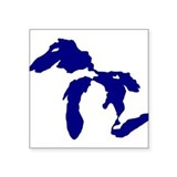 Michigan Stickers