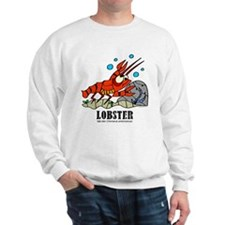 Unique Lobsters Sweatshirt