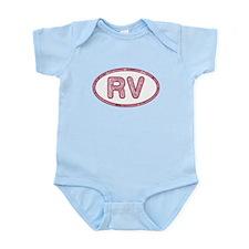 RV Pink Infant Bodysuit