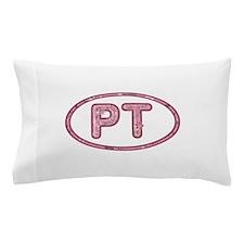 PT Pink Pillow Case