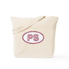 PS Pink Tote Bag