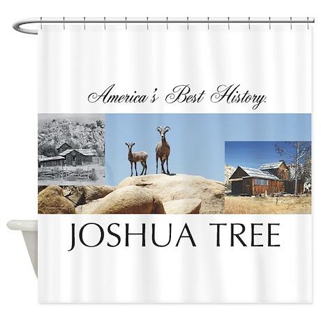 ABH Joshua Tree Shower Curtain