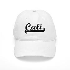 Black jersey: Cali Baseball Cap