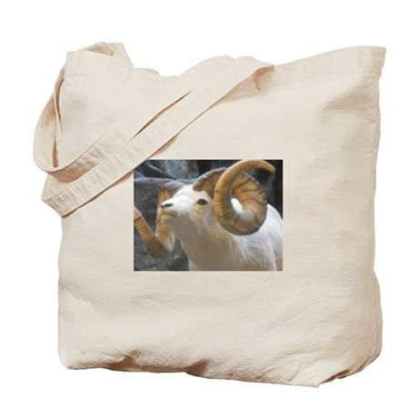 Big Horn Sheep Tote Bag