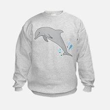 Jumping Dolphin Sweatshirt