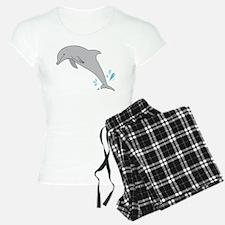 Jumping Dolphin Pajamas