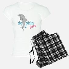 Dolphin Love Pajamas