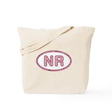 NR Pink Tote Bag