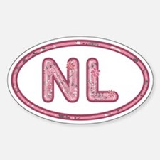 NL Pink Decal