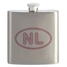 NL Pink Flask
