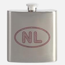 NL Pink Flask