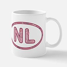 NL Pink Mug