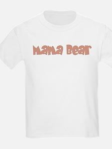 Mama Bear Kids T-Shirt