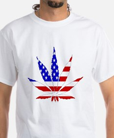 American Pot Leaf Shirt