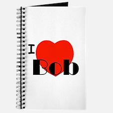I Love Bob Journal