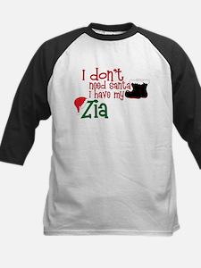 I Have My Zia Kids Baseball Jersey