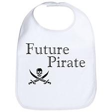Future Pirate Bib
