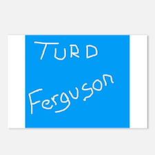 turdferguson.png Postcards (Package of 8)