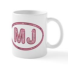 MJ Pink Mug