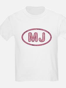 MJ Pink T-Shirt