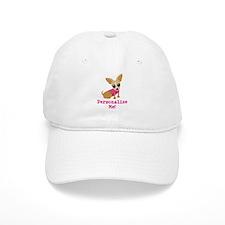 Custom Pink Chihuahua Baseball Cap