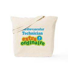 Cardiovascular Technician Extraordinaire Tote Bag