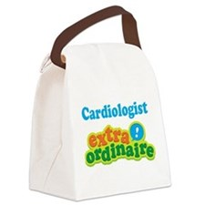 Cardiologist Extraordinaire Canvas Lunch Bag