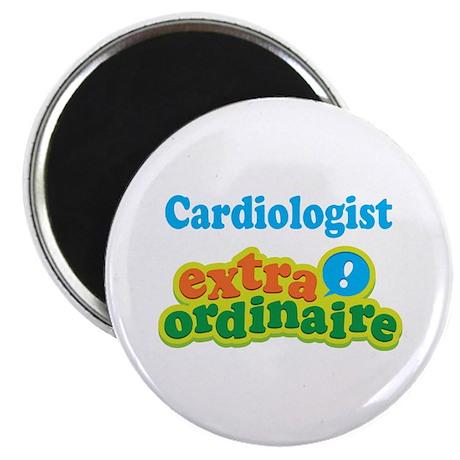 "Cardiologist Extraordinaire 2.25"" Magnet (10 pack)"