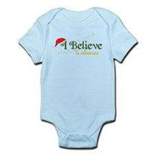 Believe In Miracles Infant Bodysuit