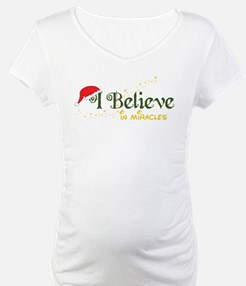 Believe In Miracles Shirt