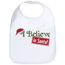 Believe In Santa Bib