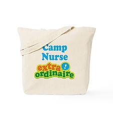 Camp Nurse Extraordinaire Tote Bag