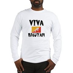 Viva Bhutan Long Sleeve T-Shirt