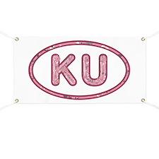 KU Pink Banner