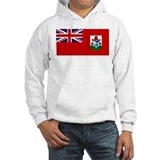 Bermuda Flag Picture Hoodie
