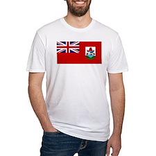 Bermuda Flag Picture Shirt