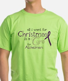 Cure For Alzheimers T-Shirt