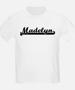 Black jersey: Madelyn Kids T-Shirt