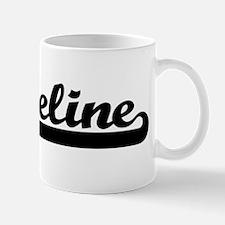 Black jersey: Madeline Mug