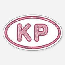 KP Pink Decal