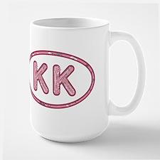 KK Pink Mug