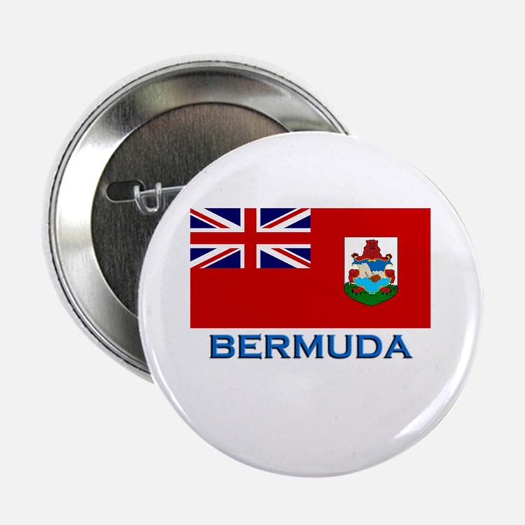 Bermuda Flag Stuff Button